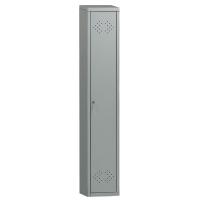 Шкаф металлический для одежды Практик LS-01-40