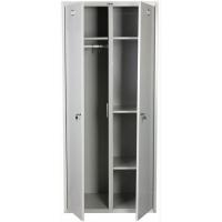 Шкаф металлический для одежды Практик LS-21-80U