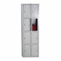 Шкаф металлический для сумок Практик LS-24-50