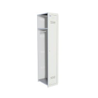 Шкаф металлический для одежды Практик ML-01-30 дополнительный модуль
