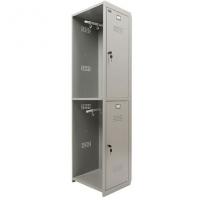 Шкаф металлический для одежды Практик ML-02-40 дополнительный модуль