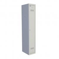 Шкаф металлический для одежды Практик ML-11-30 базовый модуль