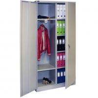 Шкаф металлический для офиса NOBILIS NM-1991/2U