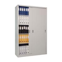 Шкаф металлический для офиса NOBILIS NMT-1912