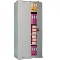 Шкаф металлический для офиса Практик СВ-14