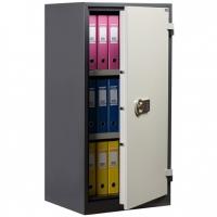 Шкаф металлический для офиса VALBERG BM-1260EL