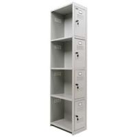 Шкаф металлический для сумок Практик ML-04-30 дополнительный модуль
