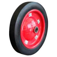 SR 2500 Колесо литая резина симметр. ступица (D330-20)