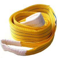 Строп текстильный петлевой (СТП) 3,0 т. (L=2,20 м) (SF7) 90 мм