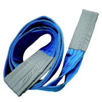 Строп текстильный петлевой (СТП) 8,0 т. (L=5,00 м) (SF7) 240 мм