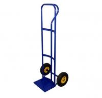 Тележка грузовая НТ-1805 150 кг колеса литые d 200 мм