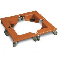 Угловые подкатные платформы АR-150, комплект 4 шт. г/п 0.6 т