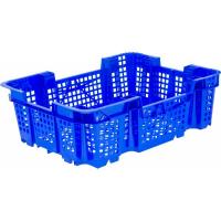 Ящик для грибов 101-1 синий 400х300х126
