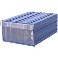 Ящик пластиковый модульный 160x96x54 мм арт.PD 105, синий