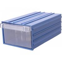 Ящик пластиковый модульный 200x123x80 мм арт.PD 120, синий