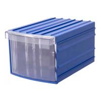 Ящик пластиковый модульный 90x110x160 мм арт.PD Y 110, синий
