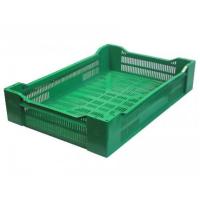 Ящик ягодный 119 зеленый 600х400х135