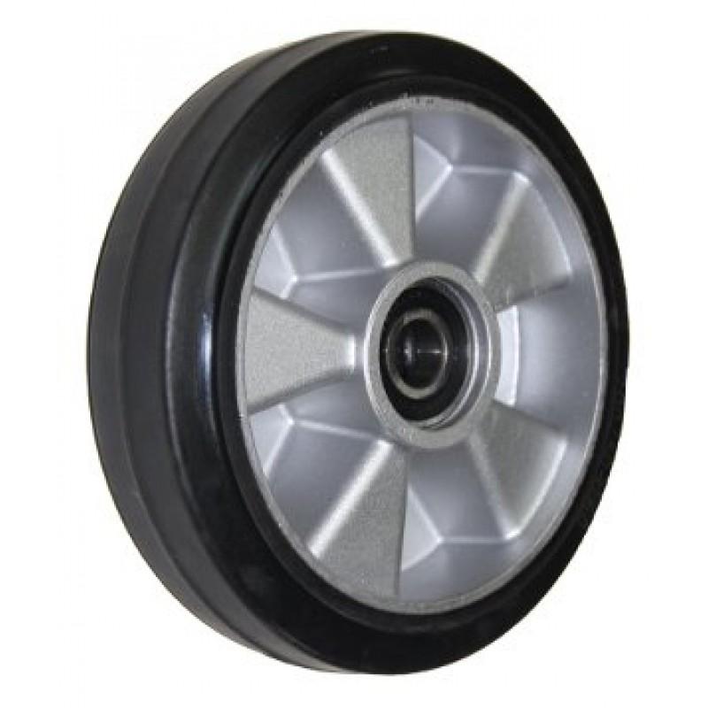 Рулевое колесо резина 200 для гидравлической тележки