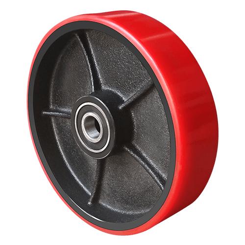 Рулевое колесо п/у 200*50мм для гидравлической тележки