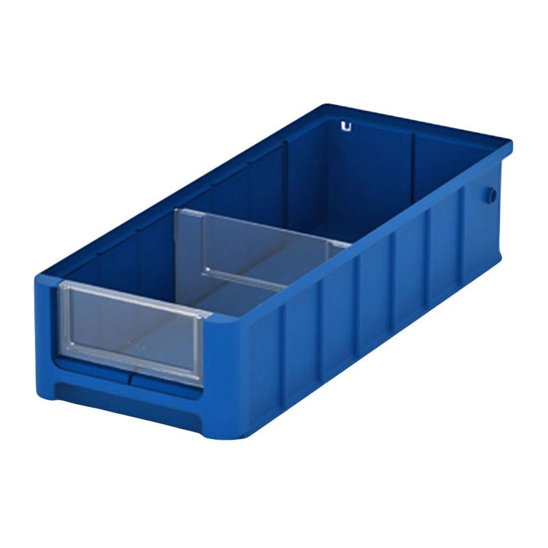 Контейнер полочный 400х155х90 синий