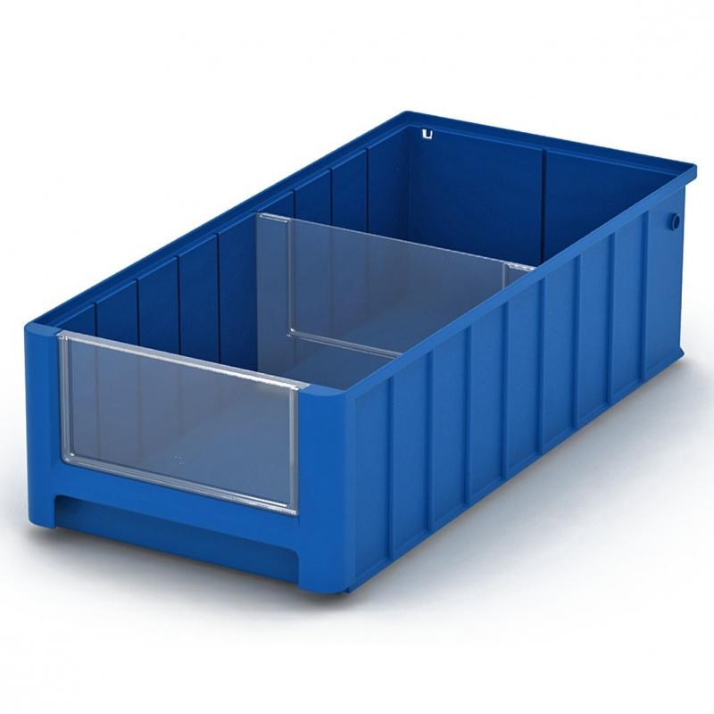 Контейнер полочный 500x234x140 синий