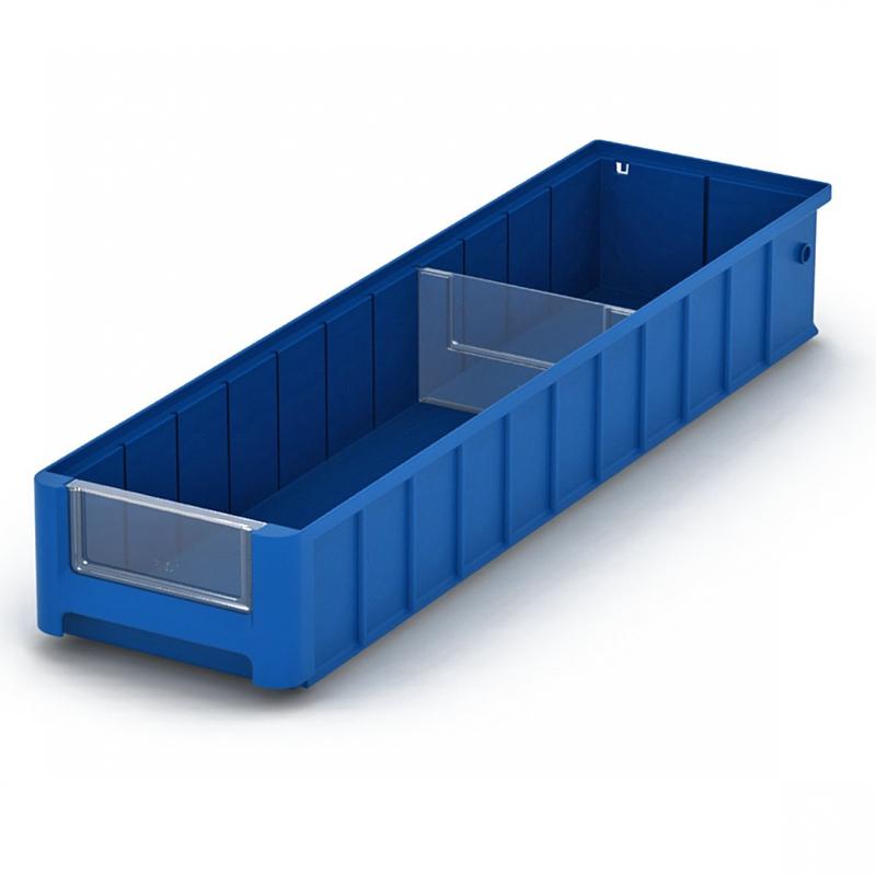Контейнер полочный 600х155х90 синий