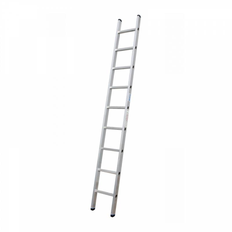 Лестница LWI односекционная приставная 8 ступеней