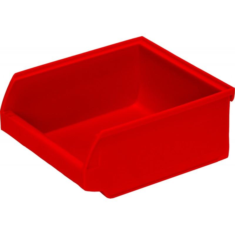 Лоток для склада Ancona 107х98х47 РР, красный