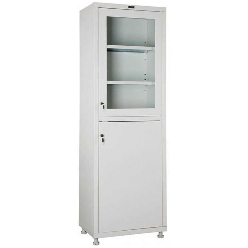 Медицинский шкаф одностворчатый HILFE МД 1 1760 R