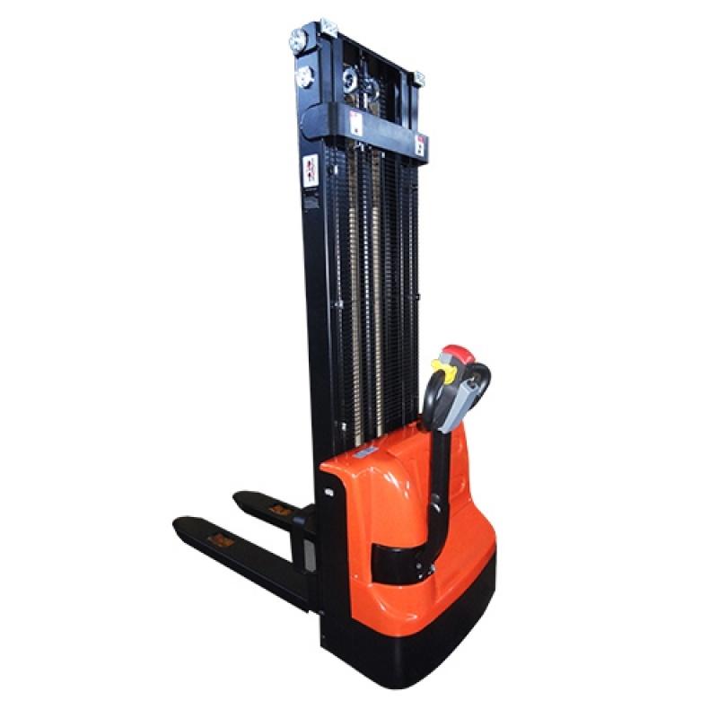 Штабелер самоходный электрический SDR1533, 1500 кг, высота подъема 3300 мм, АКБ 200 Ah