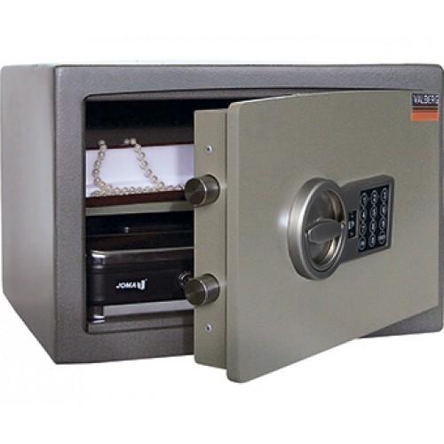 Сейф взломостойкий VALBERG КАРАТ-30 EL-A электронный замок с сигнализацией