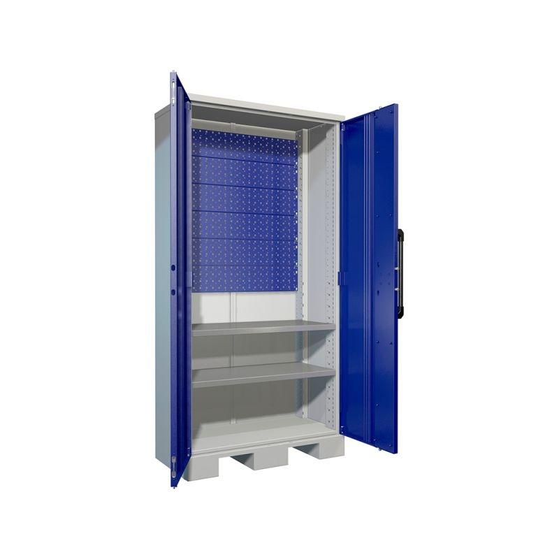 Шкаф инструментальный металлический Практик AMH ТС-062000