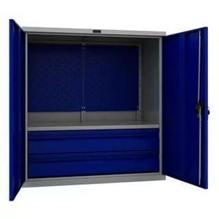 Шкаф инструментальный металлический Практик ТС 1095-021020