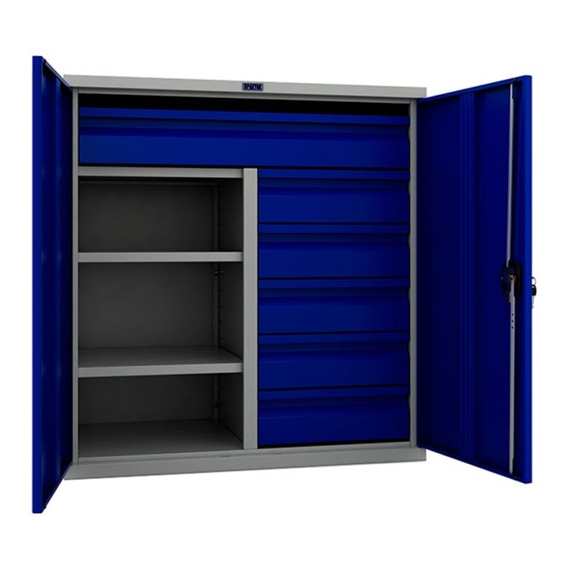 Шкаф инструментальный металлический Практик ТС 1095-100215