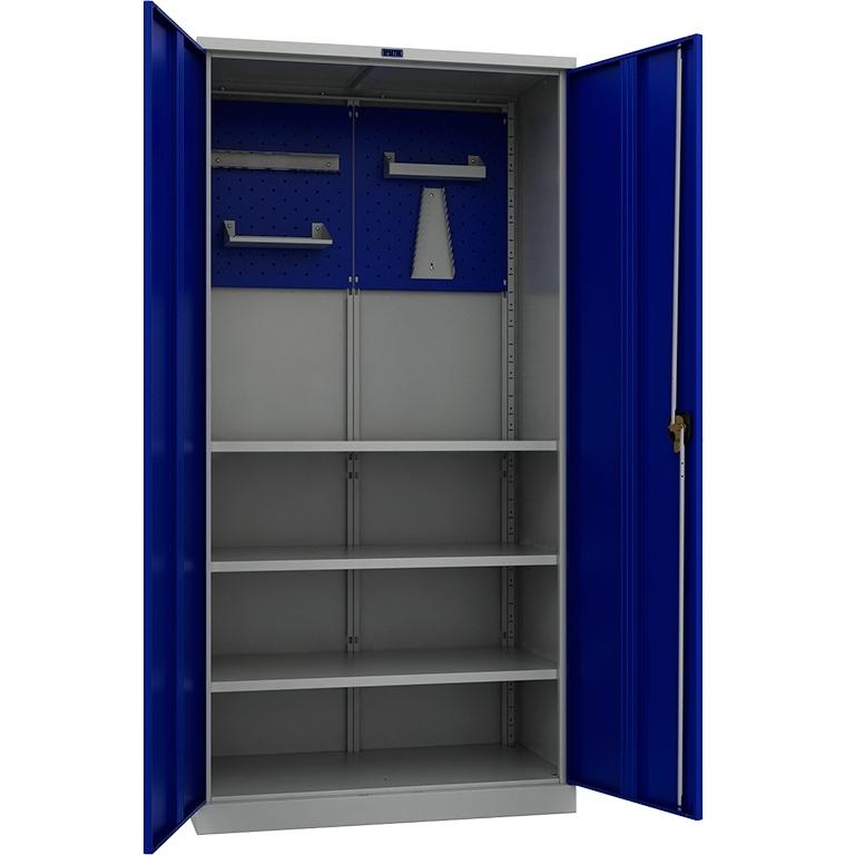 Шкаф инструментальный металлический Практик ТС 1995-023000
