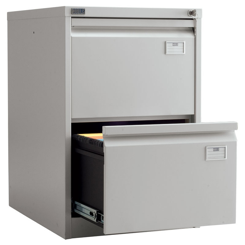 Шкаф картотечный металлический NOBILIS NF-02