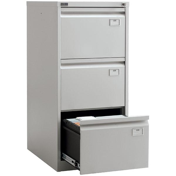 Шкаф картотечный металлический NOBILIS NF-03