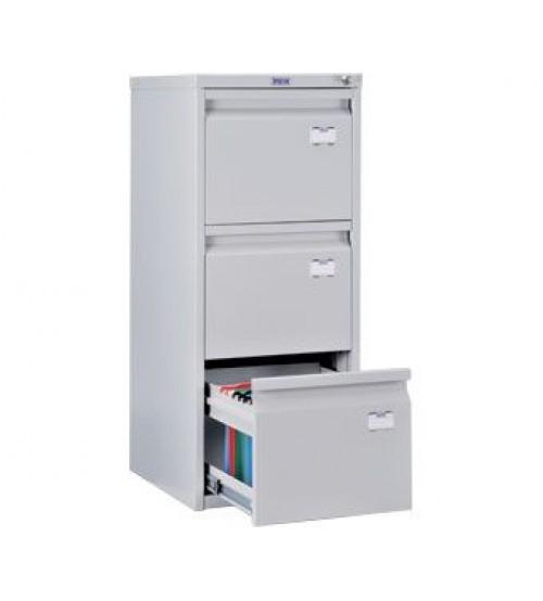 Шкаф картотечный металлический Практик A-43