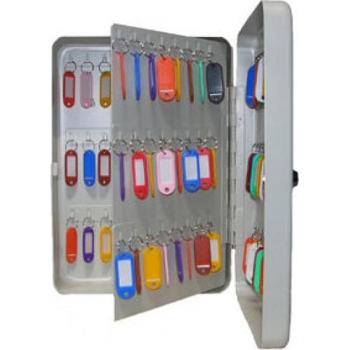 Шкаф металлический для хранения ключей КВ-120