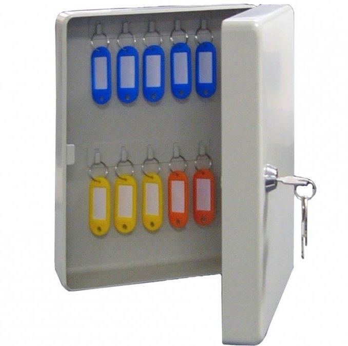 Шкаф металлический для хранения ключей КВ-20