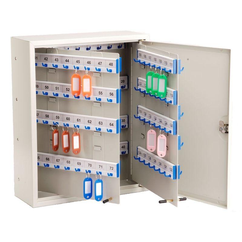 Шкаф металлический для хранения ключей КВР-160