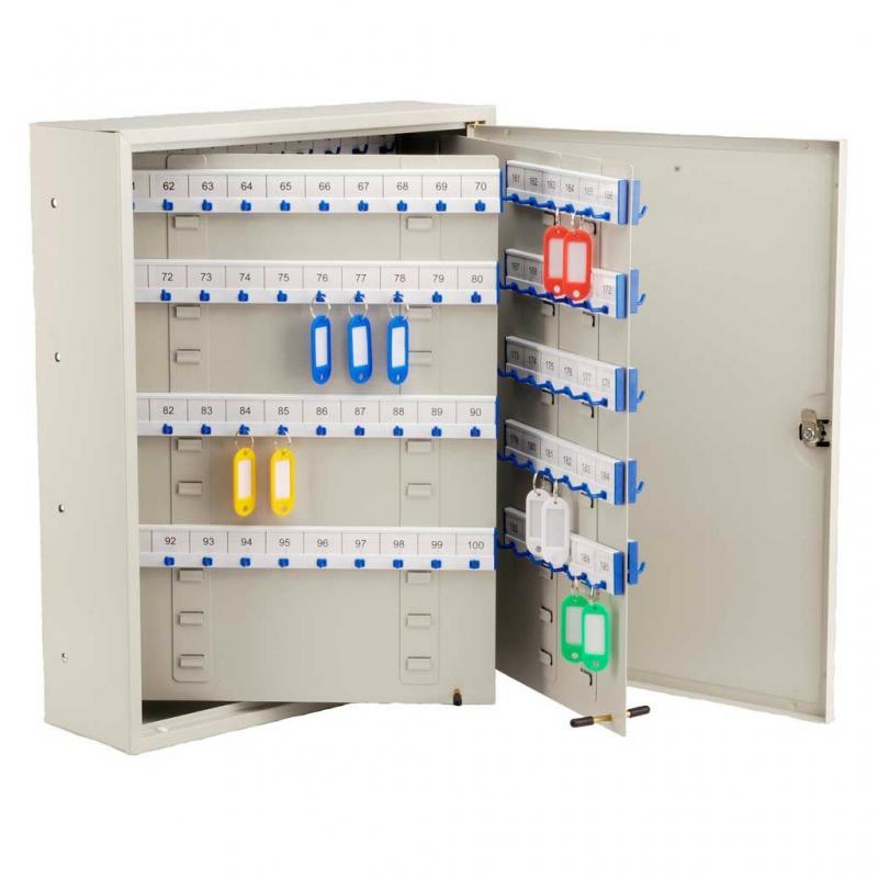 Шкаф металлический для хранения ключей КВР-240