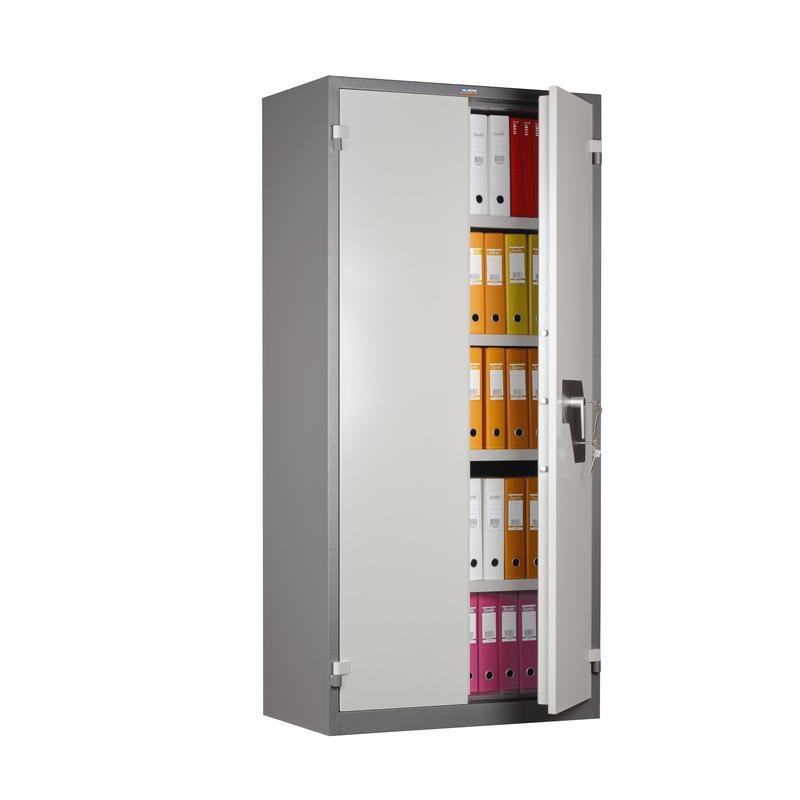 Шкаф металлический для офиса VALBERG BM-1993KL