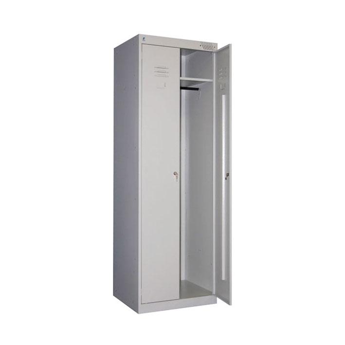 Шкаф металлический для раздевалок усиленный ТМ 12-60 по ГОСТу