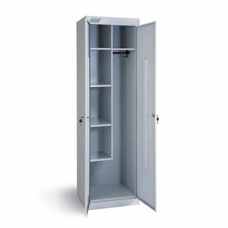 Шкаф металлический для уборочного инвентаря ШМУ 22-530