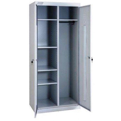 Шкаф металлический для уборочного инвентаря ШМУ 22-600