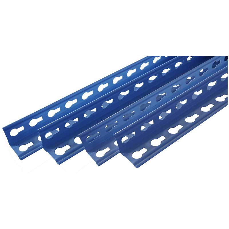 Стойка МКФ 200 (1подпятник МКФ) (RAL5015 цвет синий)