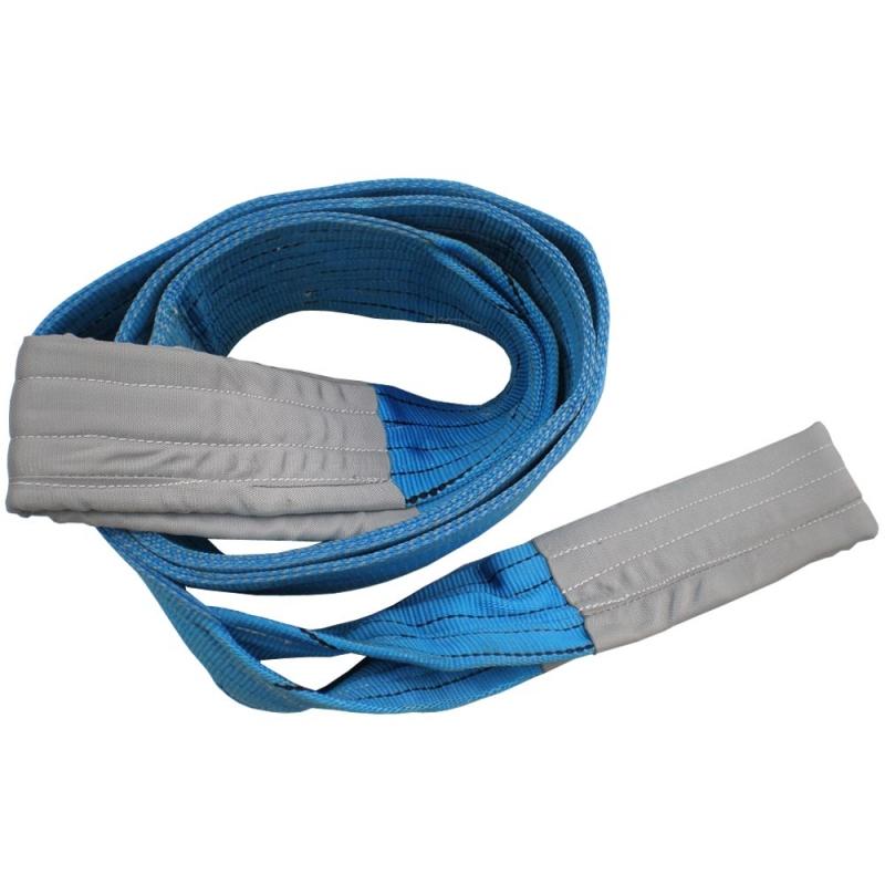 Строп текстильный петлевой (СТП) 8,0 т. (L=3,00 м) (SF7) 240 мм -