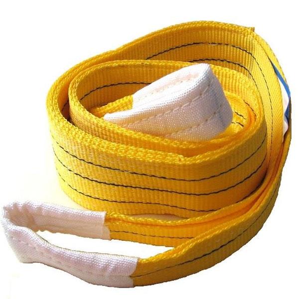 Строп текстильный петлевой (СТП) 3,0т.(L=4,00 м)(SF7)90мм - SZ013700
