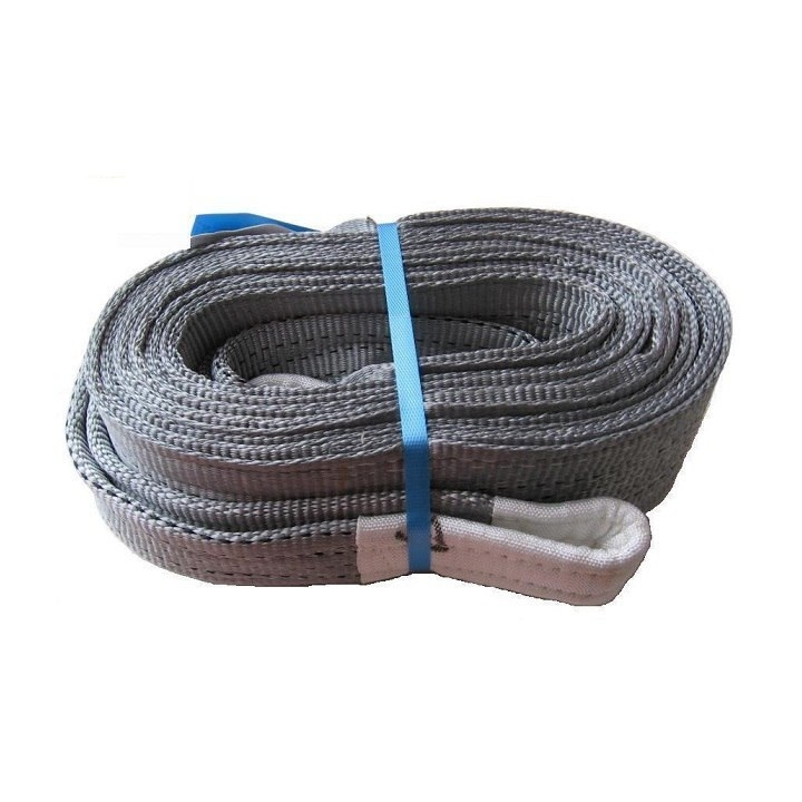 Строп текстильный петлевой (СТП) 4,0 т. (L=8,00 м) (SF7) 120 мм -